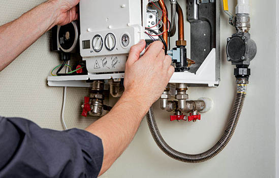 boiler repair service fareham