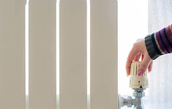 central heating installation fareham