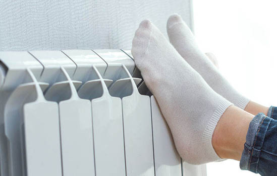 central heating installation winchester