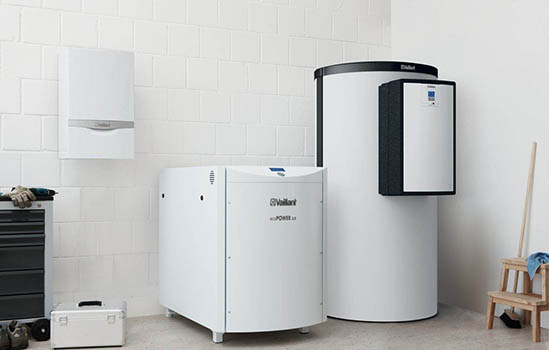 central heating installations 1