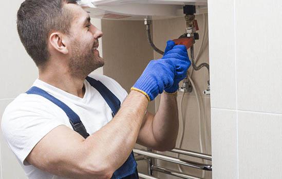 plumber winchester