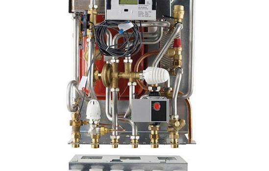 worcester greenspring heat interface unit inside view